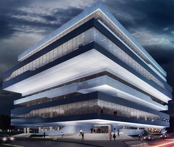 Бизнес-центр «Доминион Тауэр», Москва