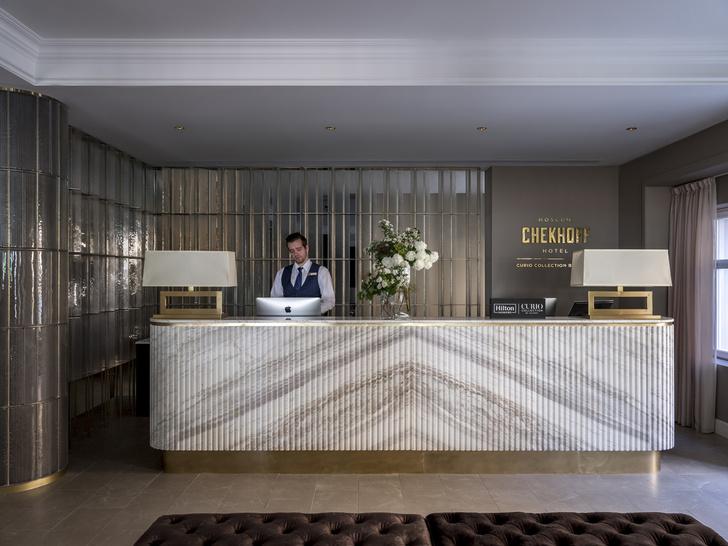 Дизайн-отель Chekhoff Hotel Moscow (фото 2)