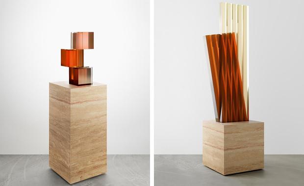 Коллекция фонтанов Fendi для Design Miami/Basel (фото 2)