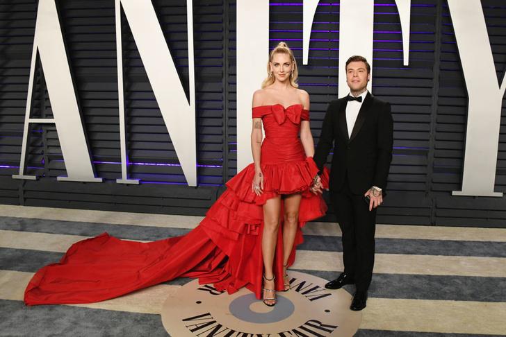 Какое платье выбрала Кьяра Ферраньи для дебюта на «Оскаре — 2019»? (фото 3)