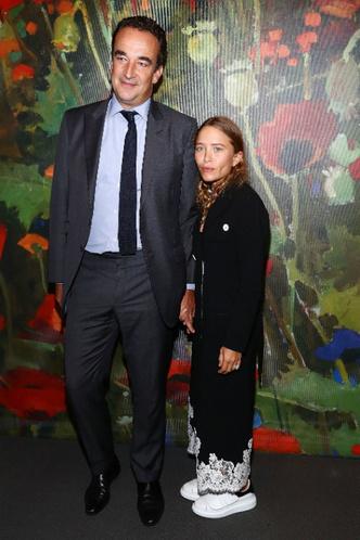 Мэри-Кейт Олсен и Оливье Саркози фото