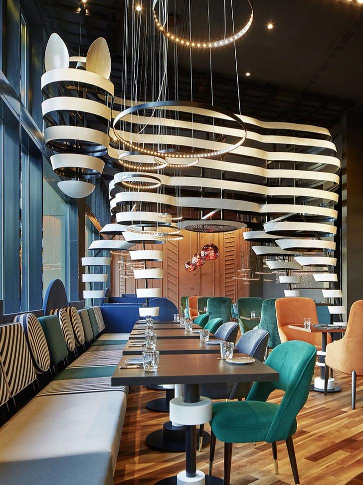 Отель в Берлине: проект дизайн-бюро Sundukovy Sisters (фото 3)