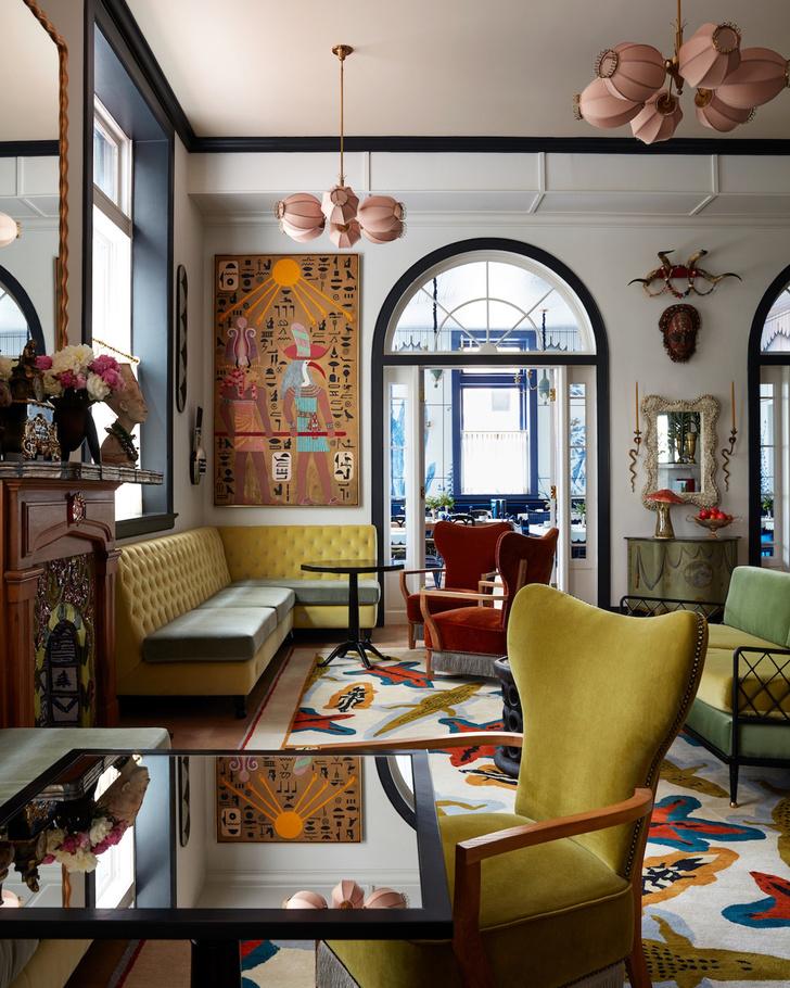 Отель Maison de la Luz в Новом Орлеане (фото 4)