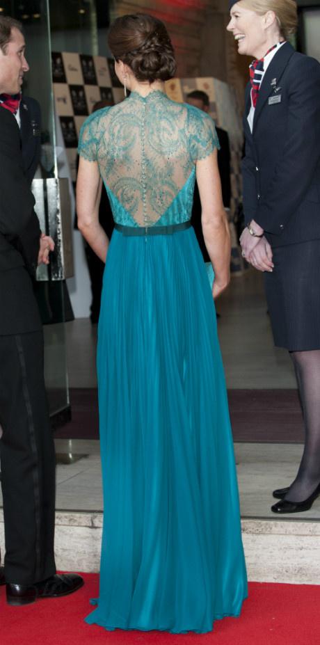 10 раз, когда Кейт Миддлтон пренебрегла королевским дресс-кодом фото [2]