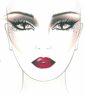 Образ от Make Up For Ever