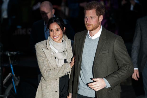 Новые подробности свадьбы принца Гарри и Меган Маркл (фото 5)