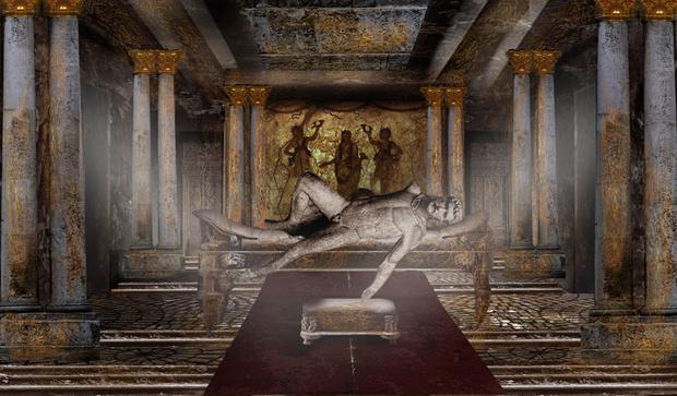 Персональная выставка Юрия Купера откроется в Юсуповском дворце (фото 1)