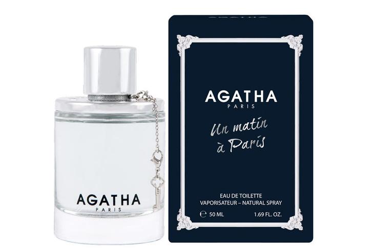 Agatha Parfums Un Matin a Paris