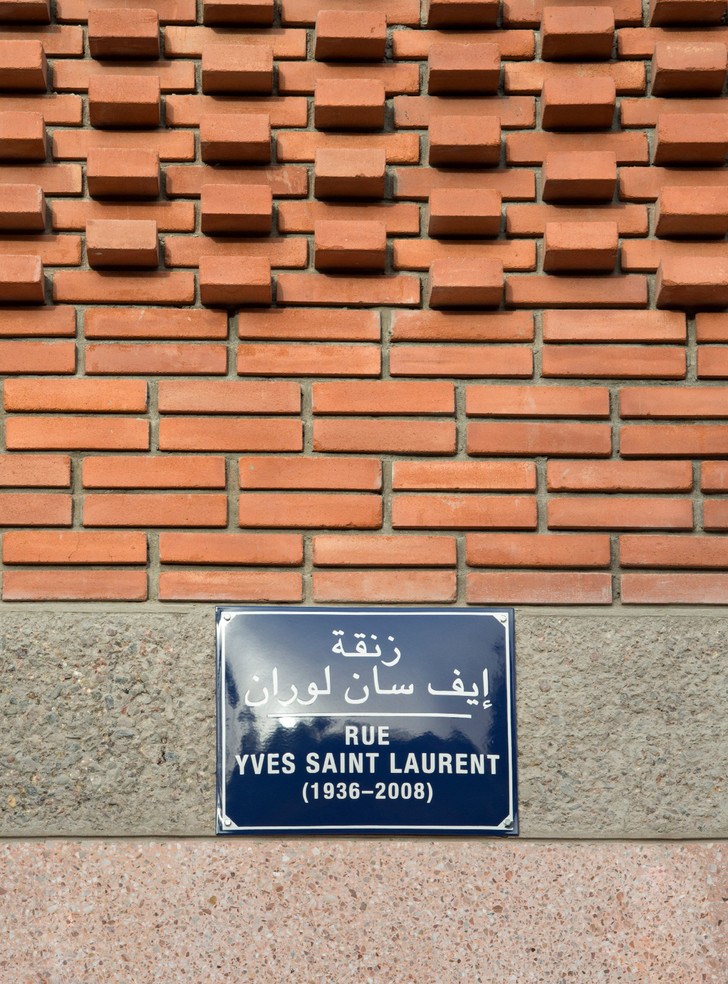 Музей Ива Сен Лорана открылся в Марракеше фото [11]