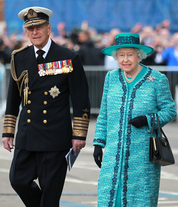 Баланс сил: история счастливого брака Елизаветы II и принца Филиппа фото [16]