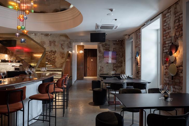 Винный бар Sekta в Екатеринбурге (фото 4)