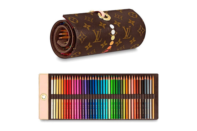 Louis Vuitton выпустил пенал для карандашей за 900 долларов (фото 1)