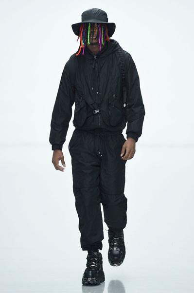 Неделя мужской моды в Лондоне: главные показы | галерея [2] фото [1]