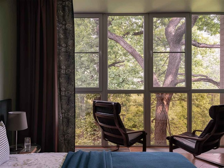Квартира 60 м² для поклонников загородной жизни (фото 0)
