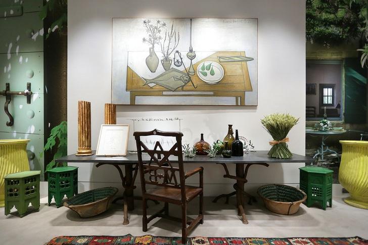 Личная коллекция Пьера Берже и Ива Сен-Лорана продана по рекодной сумме (фото 6)