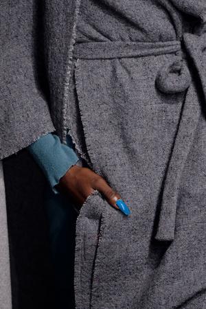 Показ Vivienne Westwood коллекции сезона Осень-зима 2013-2014 года Prêt-à-porter - www.elle.ru - Подиум - фото 540175