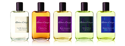 парфюмерная марка Atelier Cologne
