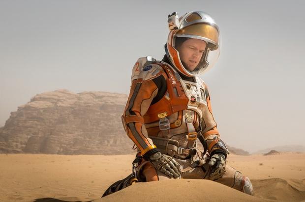 «Марсианин», (The Martian)