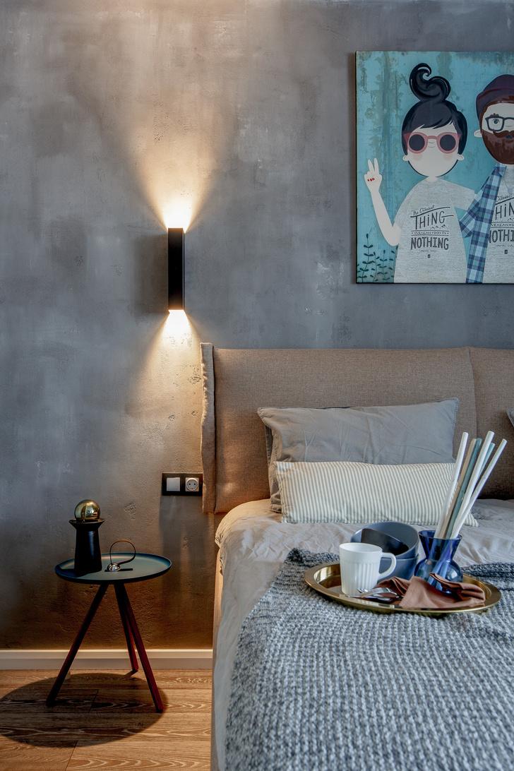 Квартира в современном стиле с элементами лофта в Самаре (фото 10)