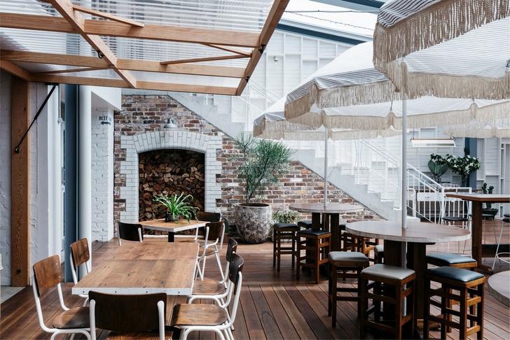 Ретро-шик: ресторан в Сиднее (фото 4)