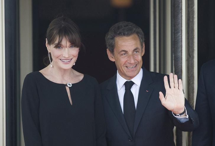 В сети появилось редкое фото дочери Карлы Бруни и Николя Саркози фото [1]