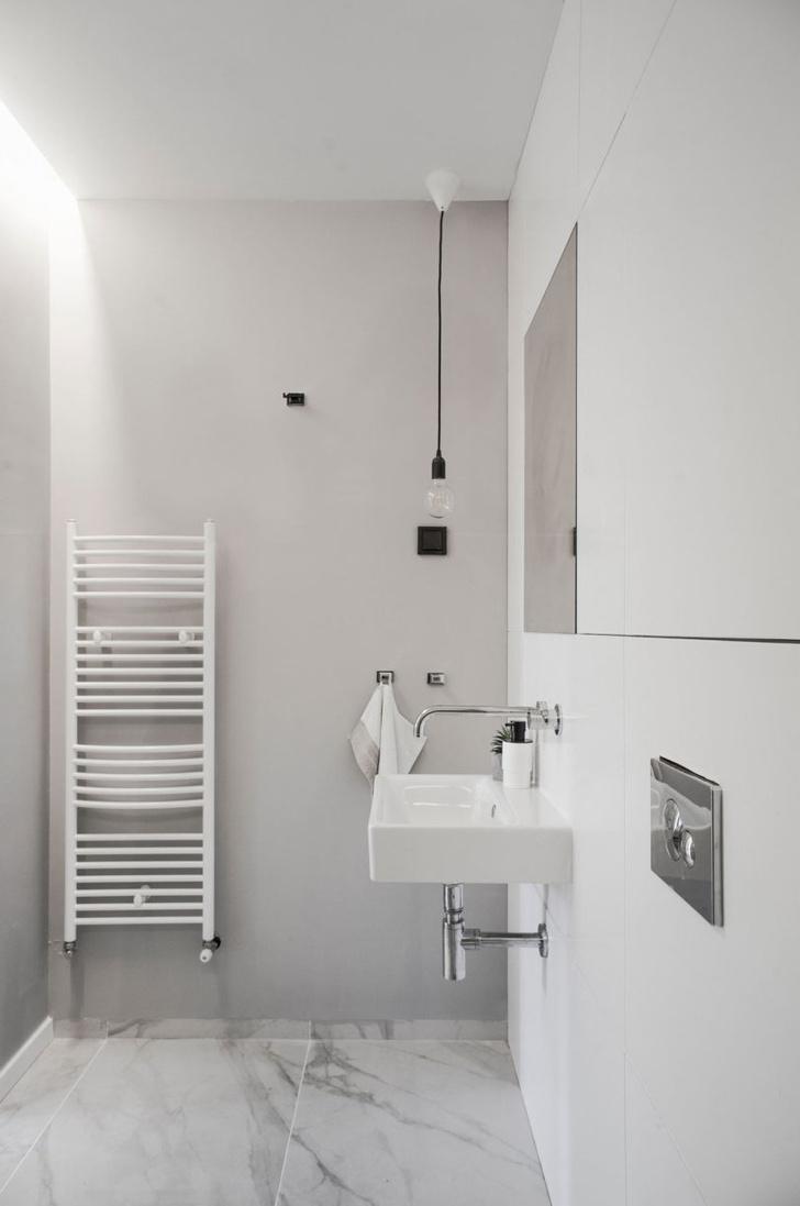 Минималистичная квартира 48 м² в Софии (фото 11)