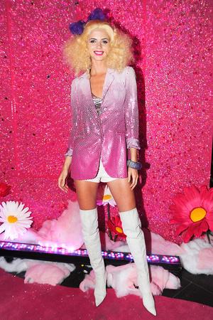 Показ Barbie коллекции сезона Осень-зима 2012-2013 года prêt-à-porter - www.elle.ru - Подиум - фото 346175