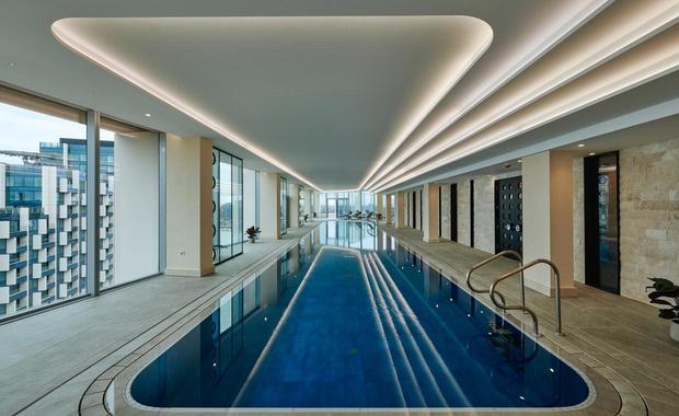 Горячая точка: лучшие дизайнерские spa-центры мира (фото 1)