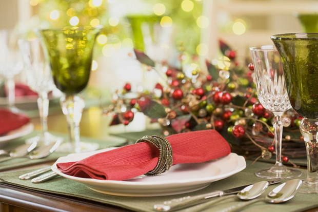 Правила праздничной сервировки