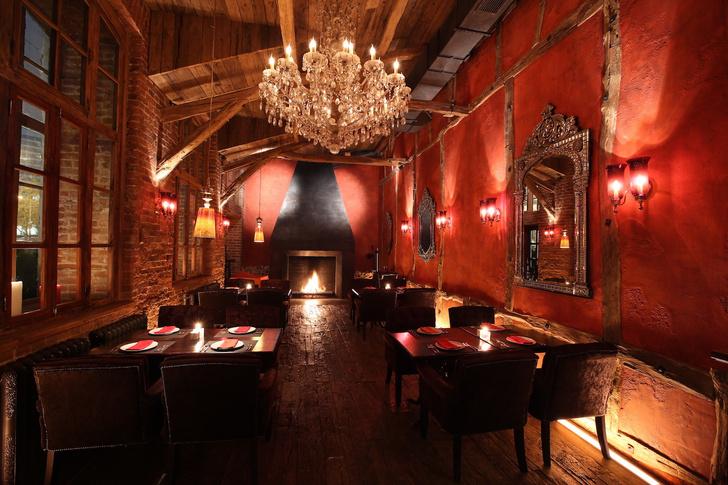 Романтический ужин: куда идти на День святого Валентина (фото 7)