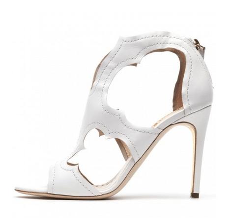 Самые модные свадебные туфли этого лета | галерея [1] фото [4]