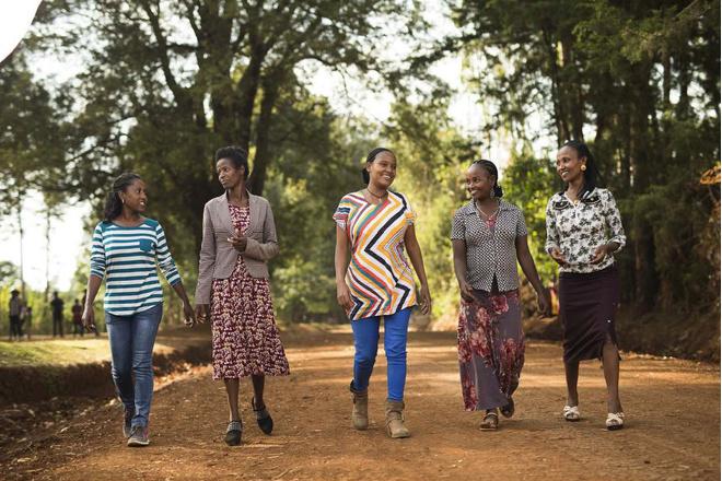 Nespresso помогает женщинам Африки бороться с гендерным неравенством (фото 2)