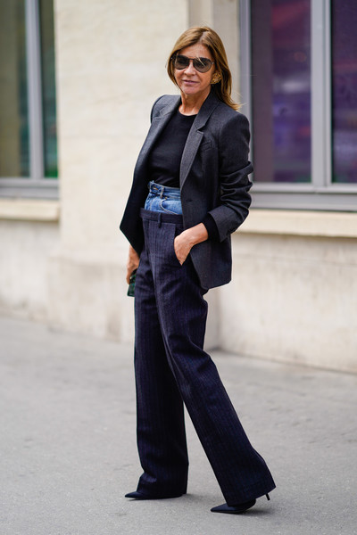 7 модных способов носить деним в этом сезоне (галерея 16, фото 0)