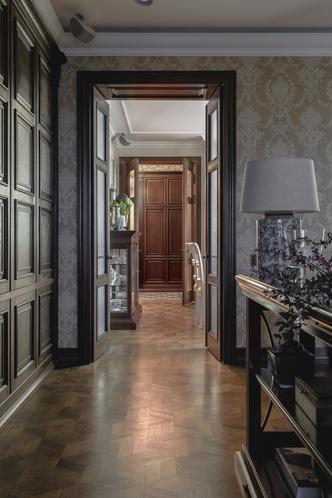Классический интерьер квартиры в Самаре (фото 6.2)