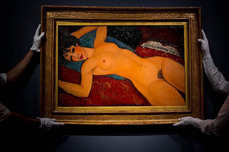 От Леонардо до Пикассо: «Спаситель мира» и другие самые дорогие картины фото [3]