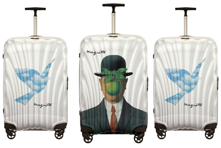 Чемодан Samsonite Magritte