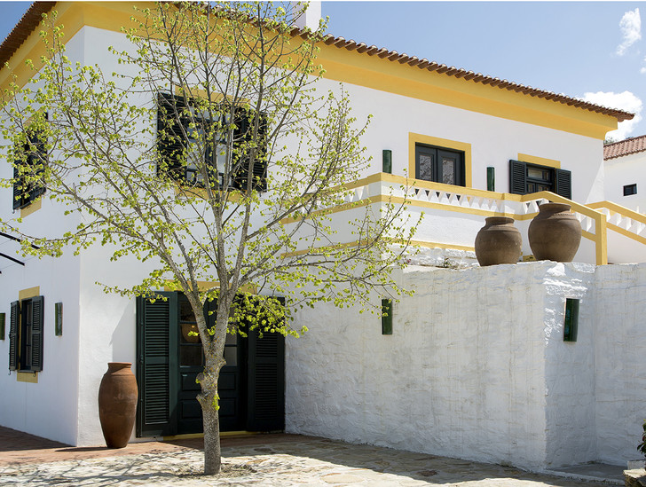 Отель по проекту Пьера Йовановича в 200-летней винодельне (фото 0)