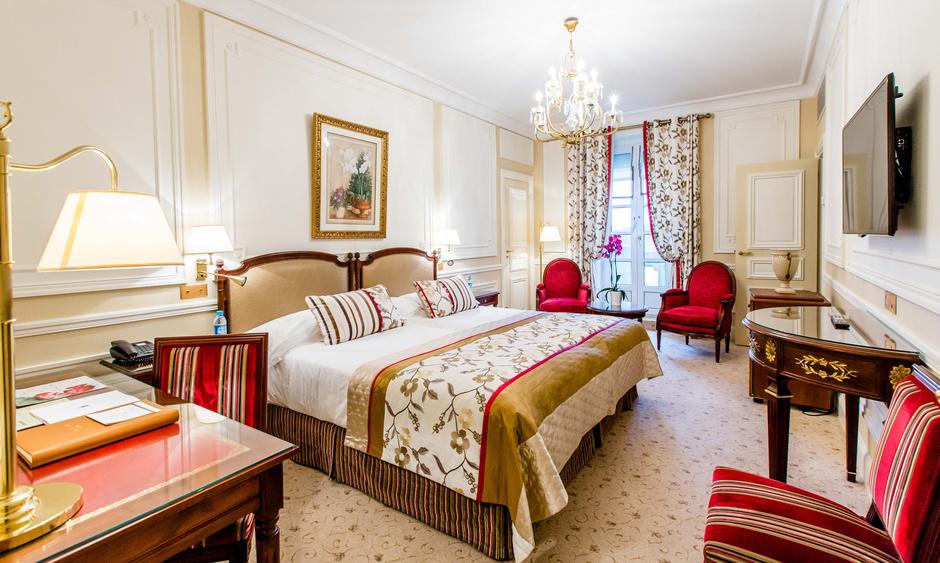 11. Hotel du Palais, Биарриц, Франция
