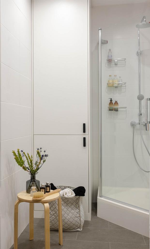"""Квартира 41 м²: проект студии """"Точка дизайна"""" (фото 18)"""