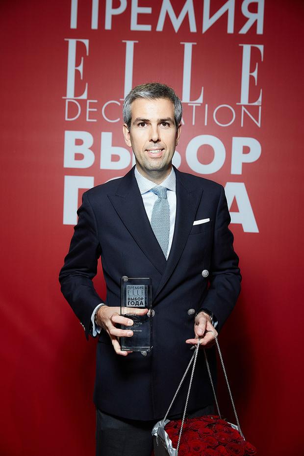 ELLE DECORATION вручил премию «Выбор года» фото [21]