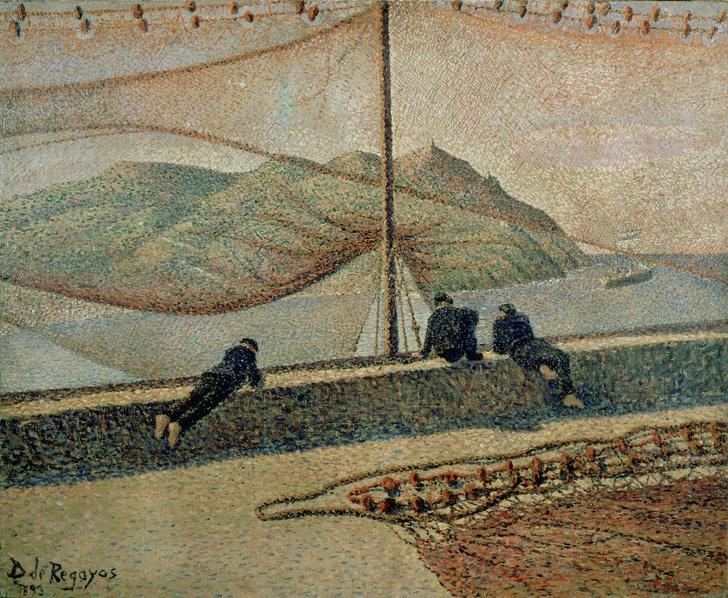 Испанские художники в Музее русского импрессионизма (фото 6)