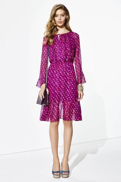 Новая круизная коллекция Diane von Furstenberg | галерея [1] фото [2]