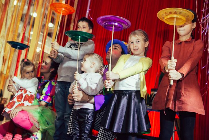 Двадцатилетие сети детских торговых центров «Винни» фото [1]