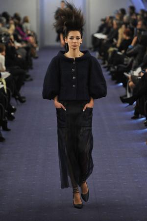 Показ  коллекции сезона Весна-лето 2012 года haute couture - www.elle.ru - Подиум - фото 331326