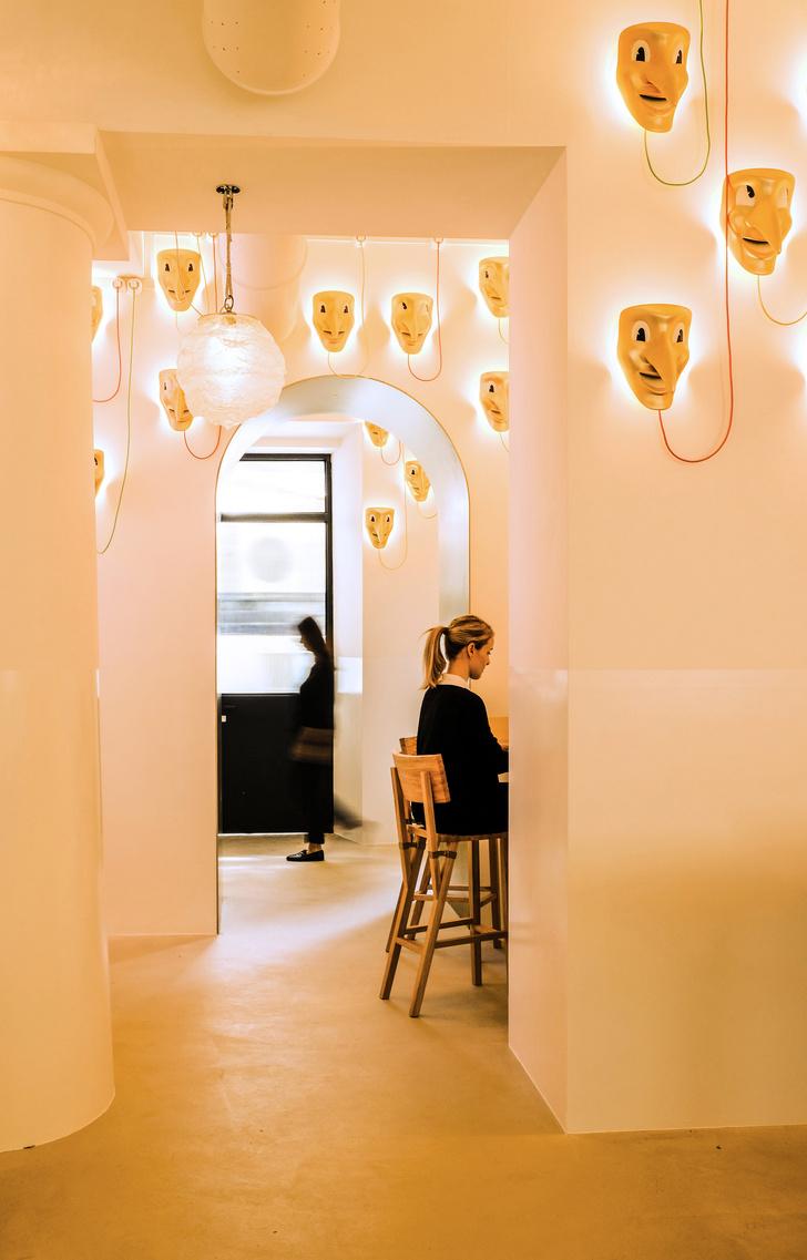 Новое кафе по проекту Филиппа Старка и Alajmo Group (фото 4)