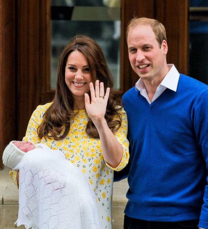 Жизнь принцессы: как проходят первые дни новорожденной Шарлотты