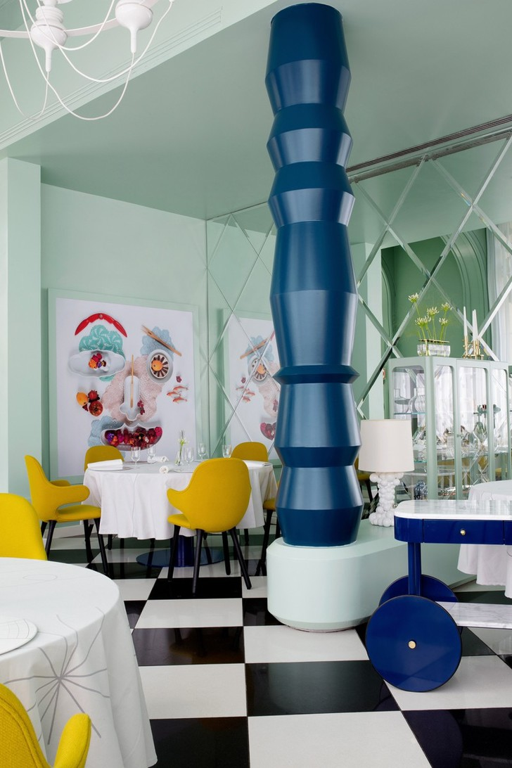 Ресторан La Terraza Del Casino: новый проект Хайме Айона (фото 7)