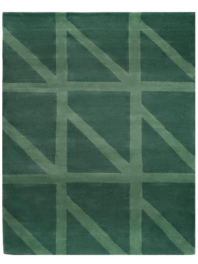 Новые ковры из шерсти их хлопка Tkano (галерея 4, фото 5)