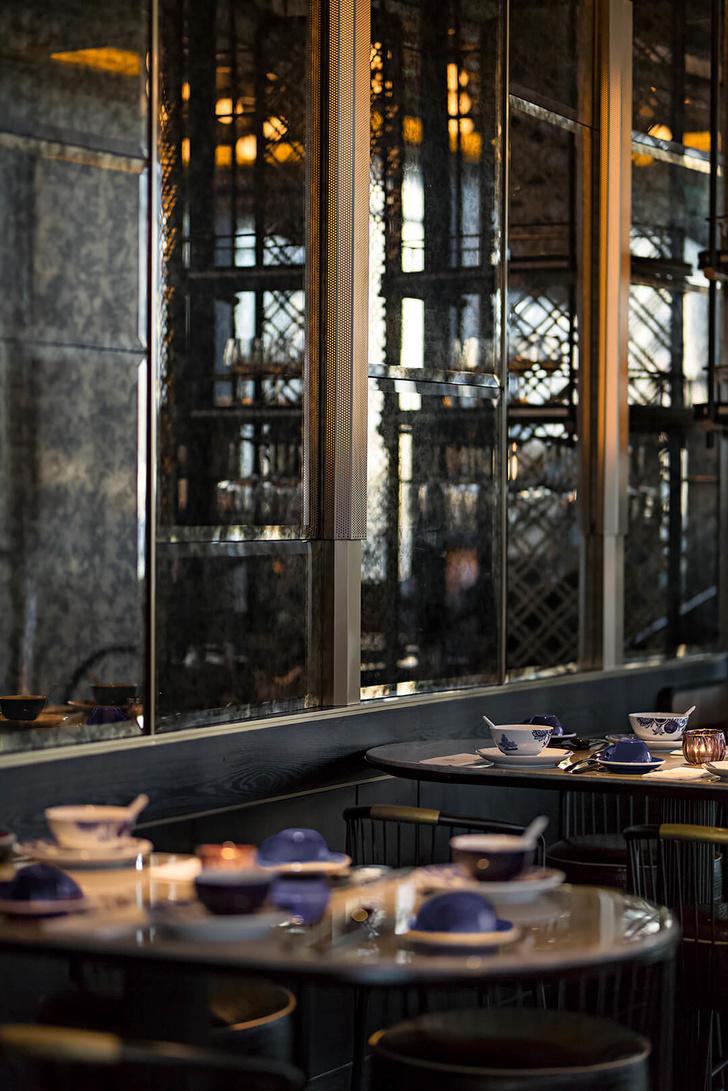 Ресторан в Гонконге в стиле киноленты Вонга Кар-Вая «Любовное настроение» (фото 9)