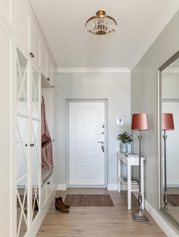 Нежность бытия: квартира 69 м² в Санкт-Петербурге (фото 11)